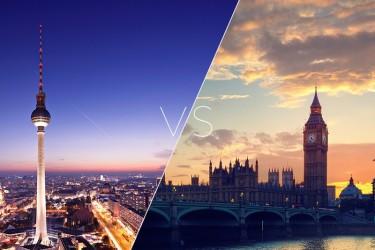 Бесплатно в Берлин или в Лондон вместе с Oratorica!