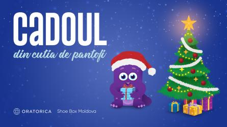 Campania de Crăciun: Cadoul din cutia de pantofi!
